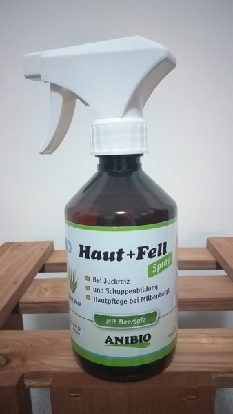 Haut + Fell Spray